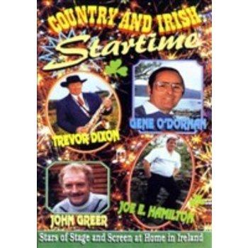 COUNTRY AND IRISH STARTIME