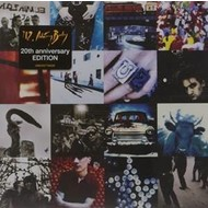 U2 - ACHTUNG BABY 20TH ANNIVERSARY EDITION  (CD)...