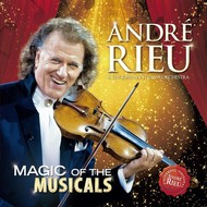 ANDRE RIEU - MAGIC OF THE MUSICALS (CD)...