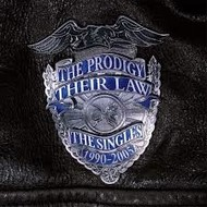 THE PRODIGY - THEIR LAW, THE SINGLES 1990-2005