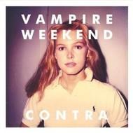 VAMPIRE WEEKEND - CONTRA (CD).