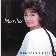 MLM Records,  MARILLA NESS - FROM WHERE I STAND
