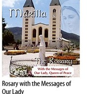 MARILLA NESS - THE ROSARY (with the Messages of Our Lady, Queen Of Peace) (CD)