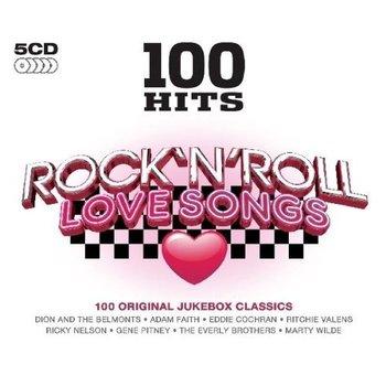 100 HITS - ROCK N ROLL LOVE SONGS (CD)