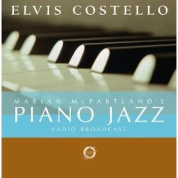 ELVIS COSTELLO - MARIAN MCPARLAND'S PIANO JAZZ