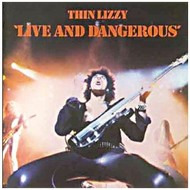 Vertigo, THIN LIZZY - LIVE AND DANGEROUS (CD)