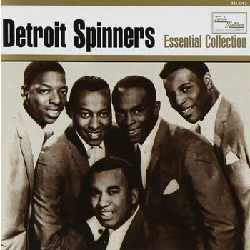 DETROIT SPINNERS - ESSENTIAL COLLECTION