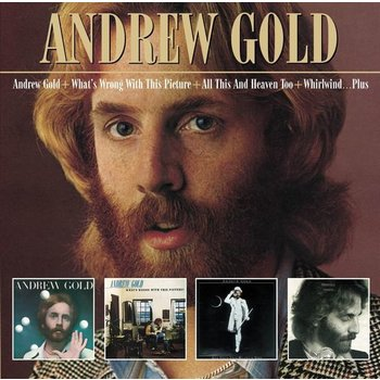 ANDREW GOLD - WHAT'S WRONG WITH THIS PICTURE