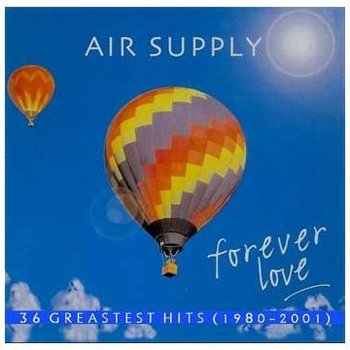 AIR SUPPLY - FOREVER LOVE