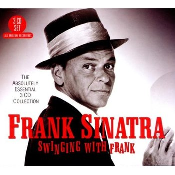FRANK SINATRA - SWINGING WITH FRANK: ABSOLUTELY ESSENTIAL COLLECTION