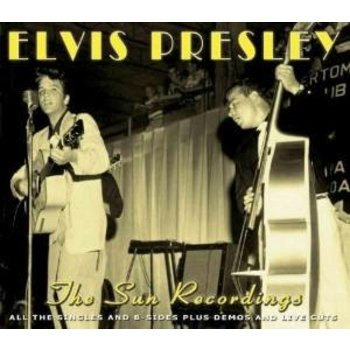ELVIS PRESLEY - THE SUN RECORDINGS