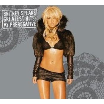 BRITNEY SPEARS - GREATEST HITS - MY PERROGATIVE