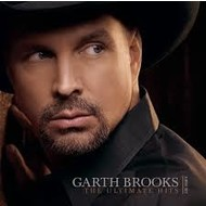 GARTH BROOKS - THE ULTIMATE HITS (3 DISC SET)
