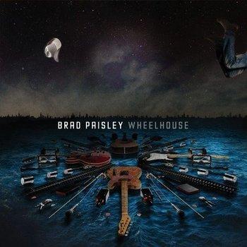 BRAD PAISLEY - WHEELHOUSE (CD)