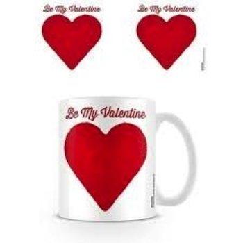 BE MY VALENTINE MUG
