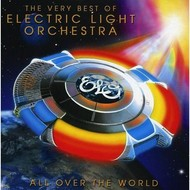 ELECTRIC LIGHT ORCHESTRA (ELO) - ALL OVER THE WORLD: THE VERY BEST OF E.L.O. (CD).