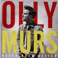 OLLY MURS - NEVER BEEN BETTER (CD)