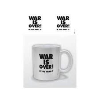 WAR IS OVER IF YOU WANT IT - MUG