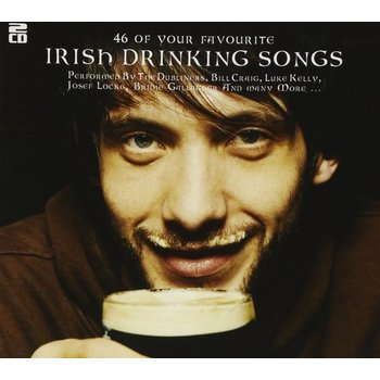 46 OF YOUR FAVOURITE IRISH DRINKING SONGS