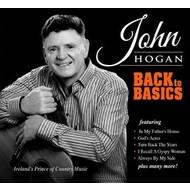 JOHN HOGAN - BACK TO BASICS (CD)...