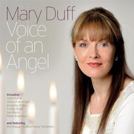 MARY DUFF - VOICE OF AN ANGEL (CD)...