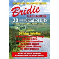 Trad Ireland,  BRIDIE GALLAGHER - 30 GREATEST HITS (DVD)