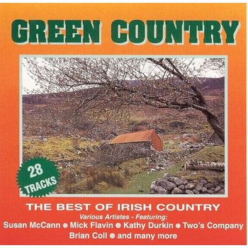 GREEN COUNTRY - THE BEST OF IRISH COUNTRY