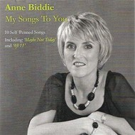 ANNE BIDDIE - MY SONGS TO YOU (CD)