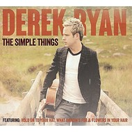 DEREK RYAN - THE SIMPLE THINGS CD