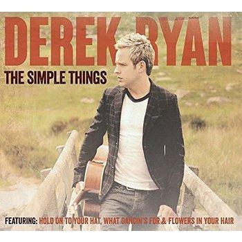 DEREK RYAN - THE SIMPLE THINGS (CD)