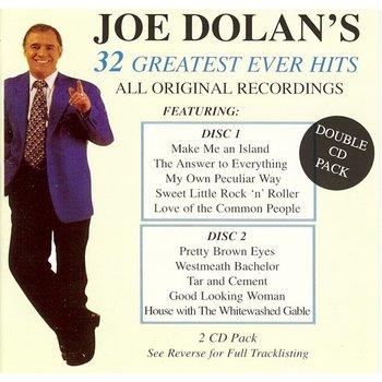 JOE DOLAN - 32 GREATEST EVER HITS (2 CD SET)