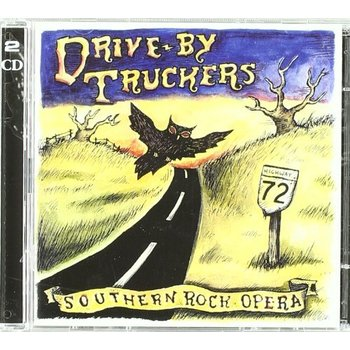 DRIVE BY TRUCKERS - SOUTHERN ROCK OPERA
