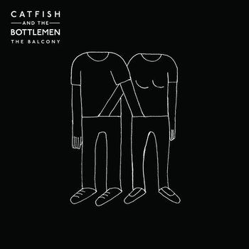 Virgin Emi,  CATFISH AND THE BOTTLEMEN - THE BALCONY
