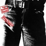 THE ROLLING STONES - STICKY FINGERS (CD).