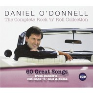 Rosette Records,  DANIEL O'DONNELL - THE COMPLETE ROCK N' ROLL COLLECTION (3 CD SET)