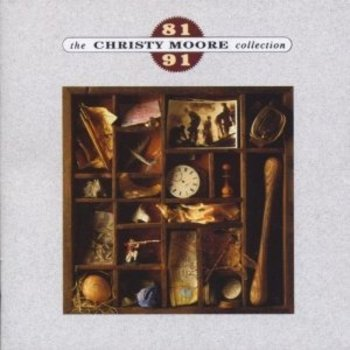 East West Records/Warner,  CHRISTY MOORE - COLLECTION 81-91
