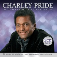 Rosette Records,  CHARLEY PRIDE - ULTIMATE HITS COLLECTION (2 CD SET)