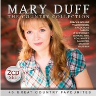 Rosette Records,  MARY DUFF - THE COUNTRY COLLECTION (2 CD SET)