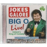 BIG O - JOKES GALORE LIVE (CD)