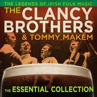 THE CLANCY BROTHERS AND TOMMY MAKEM - THE ESSENTIAL COLLECTION (3 CD Set)