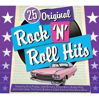 25 ORIGINAL ROCK 'N' ROLL HITS - VARIOUS ARTISTS