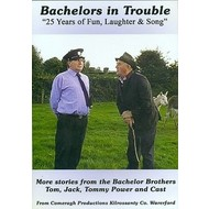 BACHELORS IN TROUBLE - 25 YEARS OF FUN, LAUGHTER AND SONG (DVD)