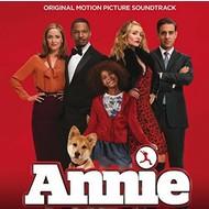 ANNIE SOUNDTRACK 2014 (CD).