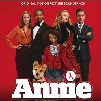 ANNIE SOUNDTRACK 2014 (CD)