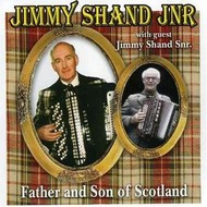 JIMMY SHAND JNR - FATHER AND SON OF SCOTLAND