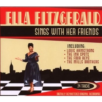 ELLA FITZGERALD - SINGS WITH HER FRIENDS
