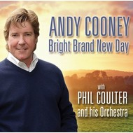Mill Pond Music,  ANDY COONEY - BRIGHT BRAND NEW DAY