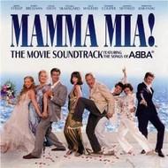 MAMMA MIA - THE MOVIE SOUNDTRACK (CD)...