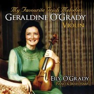 GERALDINE O'GRADY - MY FAVOURITE IRISH MELODIES (CD)...