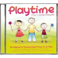 RHYMES 'N' RHYTHM - PLAYTIME FOR LITTLE PEOPLE